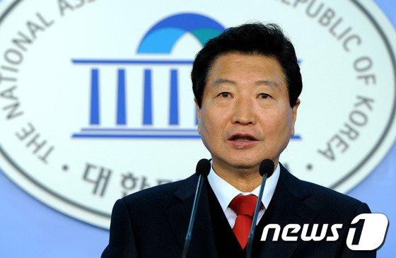 안상수 전 한나라당 대표. (자료사진) © News1
