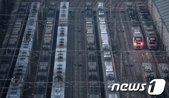 [사진]'열차는 달리고 싶다'