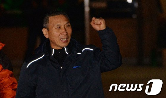 """[사진]박태만 부위원장 """"종교계가 나서달라"""""""