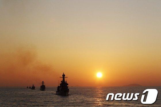 [사진]'바다의 평화, 우리가 지킨다'