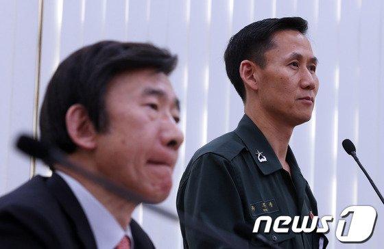 [사진]국회 외통위, '日 한빛부대 실탄제공' 현안보고