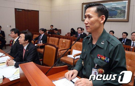 [사진]국회 외통위, '한빛부대 실탄 진실은?'