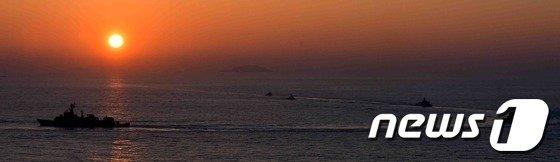 [사진]해군 2함대, 평화로운 조국을 위해