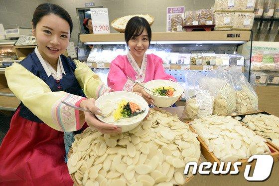 [사진]백(白)하수오 떡국떡으로 더 건강한 새해 맞이