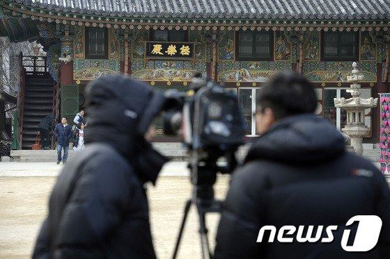 [사진]'철도파업 중단, 박 부위원장의 거취는?'