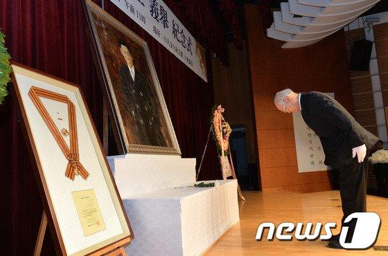 [사진]'이봉창 의사의 숭고한 뜻을 기리며'