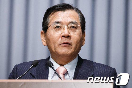 김대환 노사정위원회 위원장. /뉴스1 © News1