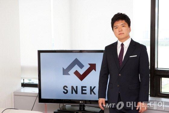 김재윤 ㈜소셜인베스트먼트 대표