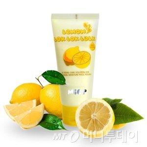 김형길 코스메틱솔루션케이 대표가 개발한 마이에피 레몬 톡톡톡 제품 사진/사진=호서대 제공
