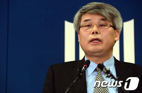 이진한 서울중앙지검 2차장검사. © News1 유승관 기자
