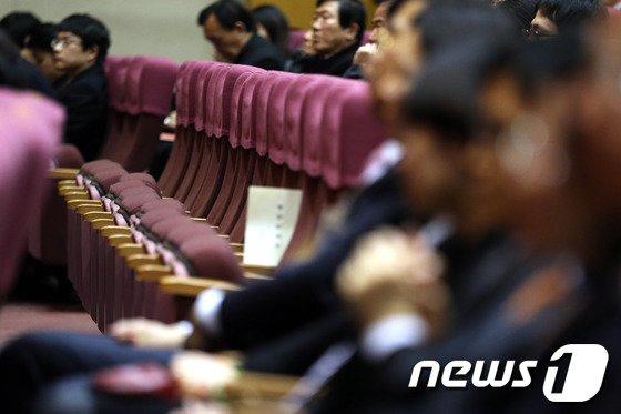 [사진]사법연수원 43기 수료, 취업률 46.8%