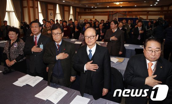 [사진]'고려인 이주 150주년 기념사업회 발족'