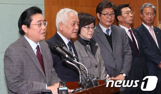 [사진]전북도청 방문한 민주당