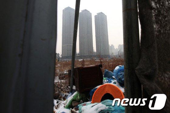 [사진]'용산참사, 5년이 지나도'