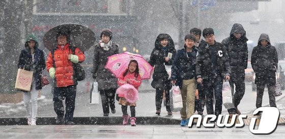 [사진]'눈이 펑펑'