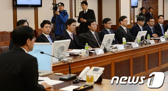 [사진]검찰 '서민생활합동수사부장 회의'