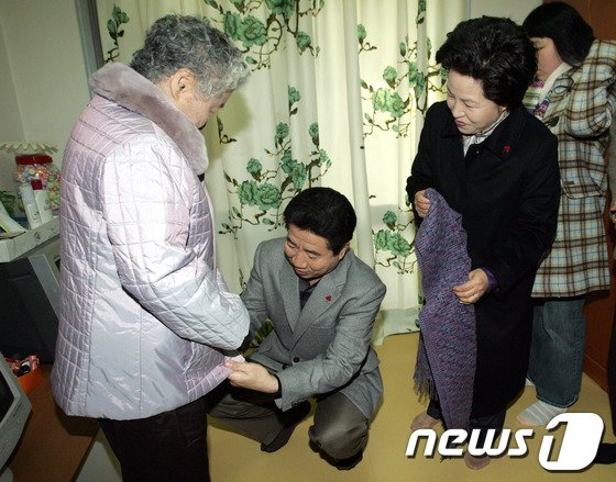 [사진]국가기록원, 역대 대통령 새해 모습 기록 공개