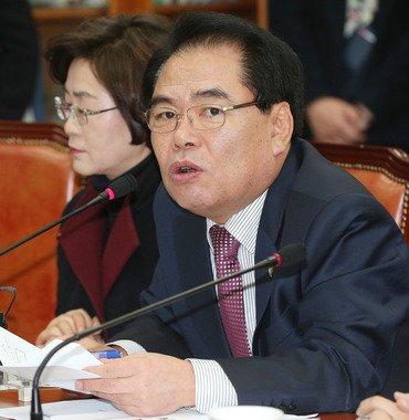 백재현 민주당 의원. 2014.1.9/뉴스1 © News1   오대일 기자