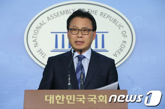 박광온 민주당 대변인. © News1 송원영 기자