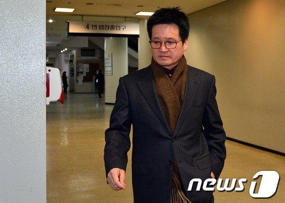 윤중천 전회장. © News1 정회성 기자