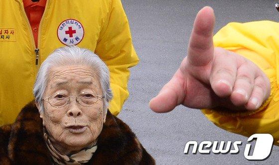 [사진]속초 도착한 이산가족 상봉자