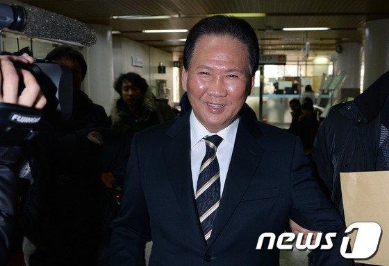 김태랑 전 국회 사무총장. © News1 손형주 기자