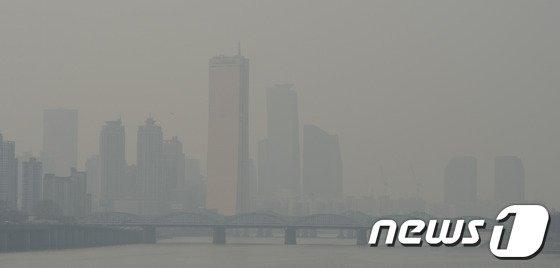 서울 동작대교.  2014.1.17/뉴스1 © News1   양동욱 기자