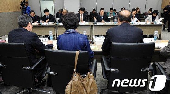 [사진]박원순 시장, 어르신정책 전문가 정책숙의