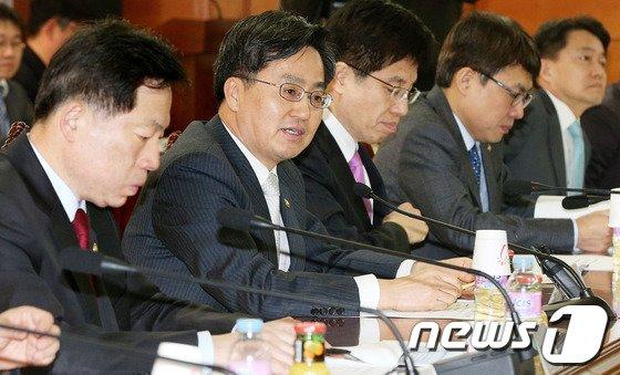 [사진]김동연 국무조정실장, '개인정보 TF' 2차회의 주재