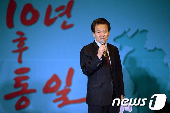 민주당 정동영 상임고문. 2013.12.17/뉴스1 © News1   박정호 기자