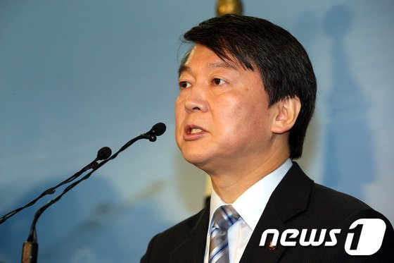 안철수 새정치연합 중앙운영위원장./뉴스1 © News1 이광호 기자