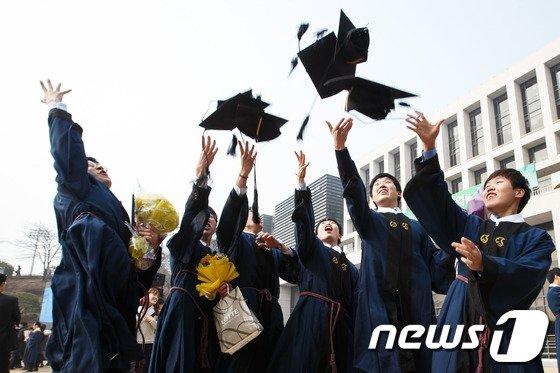[사진]우리 졸업했어요