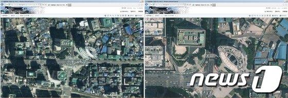 [사진]서울시, 25cm급 고해상도 항공사진 제공