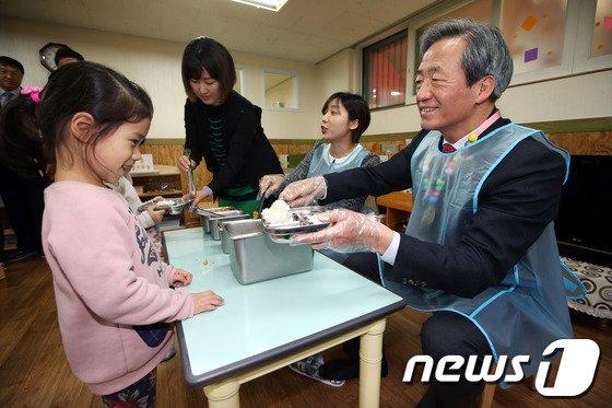 정몽준 새누리당 의원..2014.2.24/뉴스1 © News1 이광호 기자