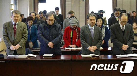[사진]3·1혁명 100주년기념사업추진위원회 결성