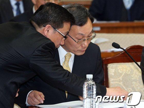 [사진]김용호 후보자 '청문회 준비는 철저하게'