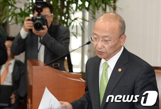 문형표 보건복지부 장관. /뉴스1 © News1 박철중 기자