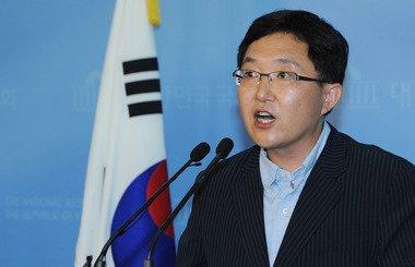 새누리당 김용태 의원. 2012.7.13/뉴스1 © News1   양동욱 기자