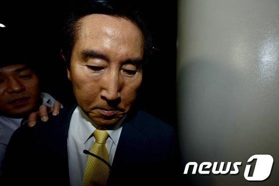 조현오 전 경찰청장. © News1   최영호 기자