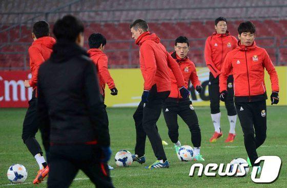 [사진]훈련하는 FC 서울