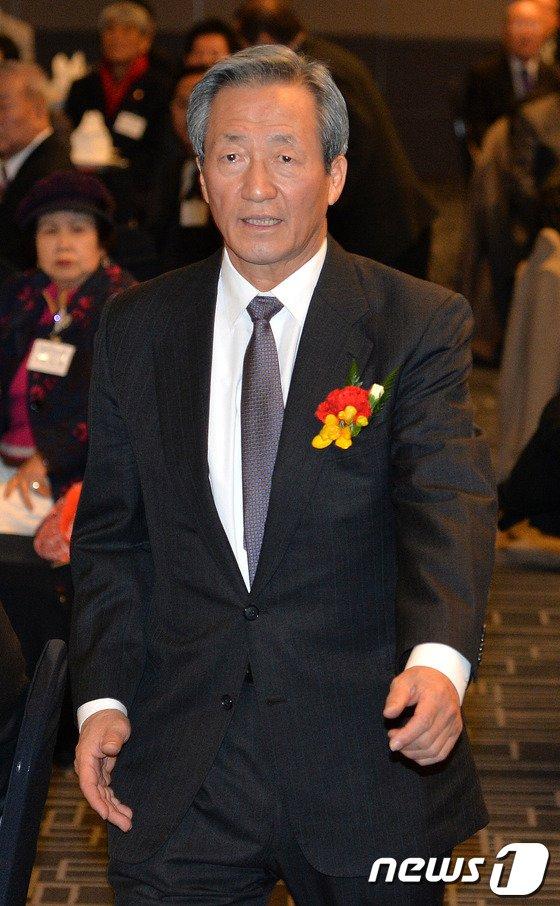 [사진]지방선거 앞두고 바쁜행보 이어가는 정몽준 의원