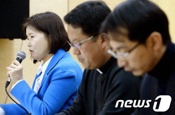 [사진]'핵발전소 추가 건설, 행정소송할 것'