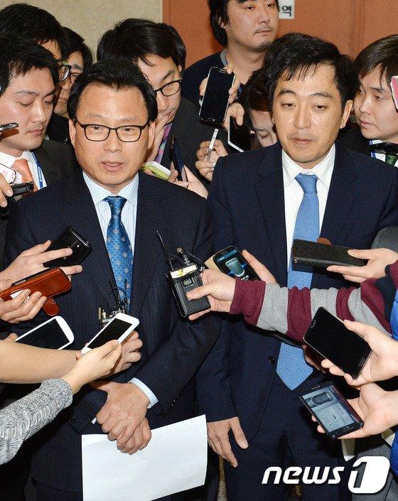 [사진]통합신당 '오는 16일 창당 발기인대회'