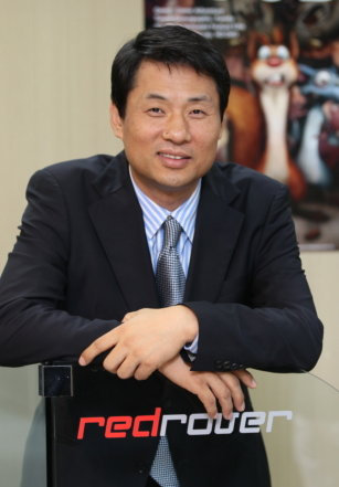 ↑하회진 레드로버 대표.