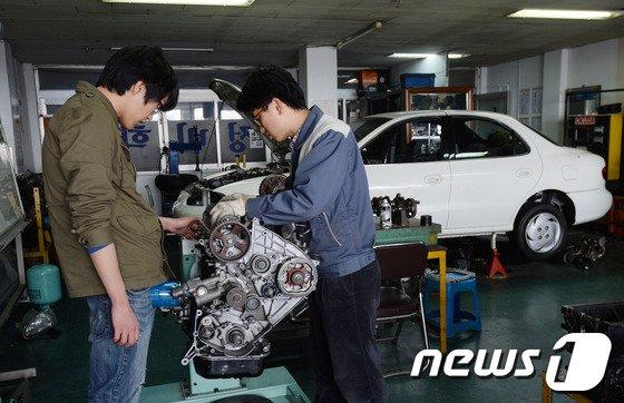 [사진]서울시, 장안평 일대 자동차 유통산업벨트로 육성
