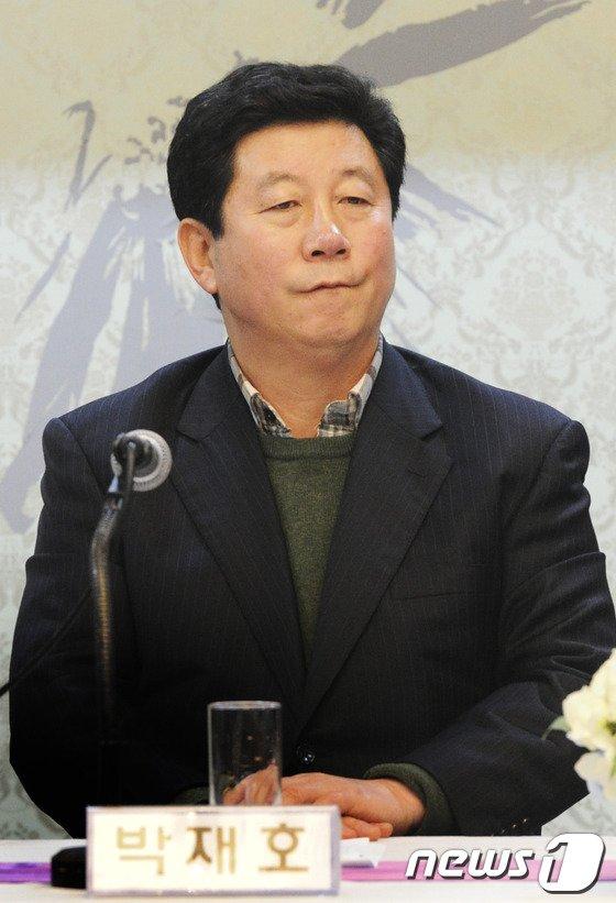 [사진]박재호 '새정치민주연합 첫 연석회의'