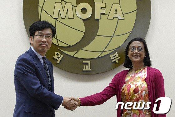 [사진]'한-네팔 정책 협의회'열려