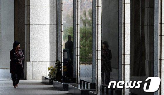 [사진]천안함 폭침 4주기를 앞두고...