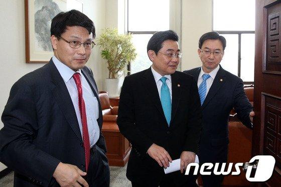 [사진]여야 '원자력법 협상 결렬'