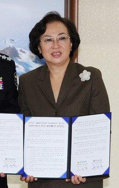 박경실 파고다아카데미 대표. © News1